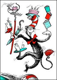 dr seuss reading clipart clipartxtras