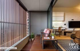 Zen Interior by Interior Design Balcony Singapore