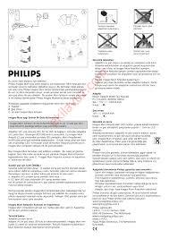 philips philips imageo şarjlı lamba kullanım kılavuzu sayfa 2