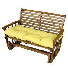 Making A Bench Cushion Patio Bench Cushion Treenovation