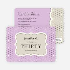 polka dot invitations polka dot themed birthday party invitations paper culture