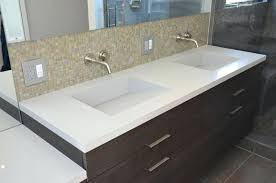 Cement Bathroom Vanity Top Bathroom Vanities With Sinks And Tops Learn How To Transform A