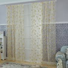 Balloon Drapery Panel Compare Prices On Rod Pocket Panels Online Shopping Buy Low Price