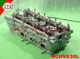 nissan maxima head gasket fits nissan 92 94 maxima ve30de cylinder head nchve30l