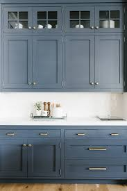 kitchen blue cabinets transitional kitchen with blue gray cabinets town