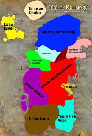 kalimdor map political map of kalimdor by generalhelghast on deviantart