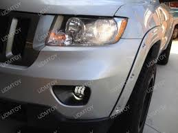 jeep grand cherokee fog lights jeep wrangler jk dodge chrysler 30w high power cree 4 inch round led