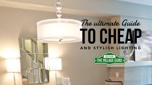 the ultimate guide on how to find cheap flights dang the ultimate guide to cheap and stylish lighting the village guru