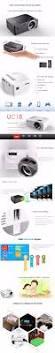 3d Home Design Software Portable Newest Original Unic Uc18 Projector Mini Pico Portable 3d