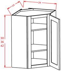 wall diagonal corner cabinet cambridge white kitchen cabinets rta cabinet store