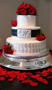 black and white and red wedding cakes wedding stuff pinterest