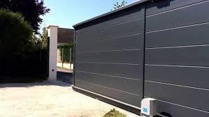 Portillon Alu Pas Cher by Portail Coulissant Motorise Brico Depot Meilleures Images D