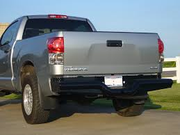 2002 toyota tacoma rear bumper replacement deluxe rear bumper tough country bumpers
