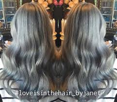 how to color hair to blend in gray 85 silver hair color ideas and tips for dyeing maintaining your