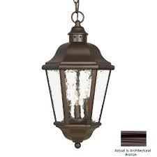 Acclaimlighting Acclaim Lighting 14 5 In H Architectural Bronze Outdoor Wall Light