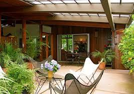 Mid Century Modern Outdoor Furniture by Mid Century Modern Patio Furniture Chair U2014 Desjar Interior Mid
