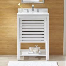 Double Vanity With Tower Bathroom Furniture Vanities U0026 Bath Towers Crate And Barrel