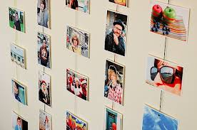 hang poster without frame hang photos without frames design decoration
