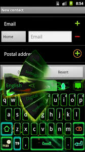 go keyboar apk go keyboard green theme free android app android freeware