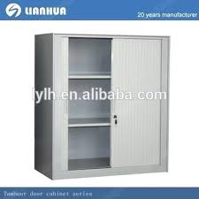Storage Cabinet With Doors And Drawers Roll Door Cabinet Roll Up Door Shutter Storage Cabinet Roller