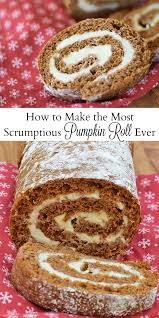 thanksgiving roll recipe how to make the most scrumptious pumpkin roll ever adventures of mel