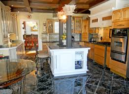 Remodeled Kitchens With Islands Tara U0026 April Glatzel The Sister Team Info For The
