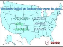 united states map quiz app by bmueller prepossessing usa quizzes