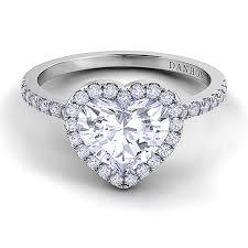 cheap heart rings images Heart shaped diamond engagement ring wedding promise diamond jpg