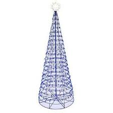 simple decoration outdoor metal christmas trees led spiral tree