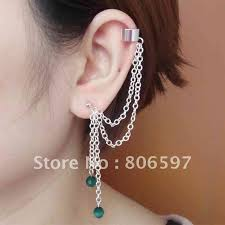clip on earrings s aliexpress buy whhec083 new design fashion golden clip
