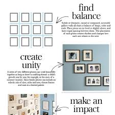 ideas for displaying pictures on walls tips and ideas for hanging pictures and gallery wall layoutshang
