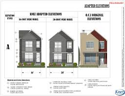 construction floor plans ohio city knez homes team up to offer quicker new construction on