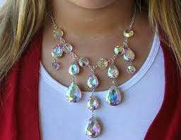 jewelry crystal necklace images 73 best diy crystal jewelry images bead jewelry jpg