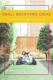 Narrow Backyard Ideas Small Backyard Ideas Family Life In The City U2014 Lattes And Living