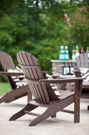 Chair Furniture Amish Outdoor Rocking Patio Stylish Trex Patio Furniture For Outdoor Living Idea