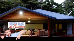 The Beach House Cape Tribulation by Coconut Beach House Cape Tribulation Hd Review Youtube