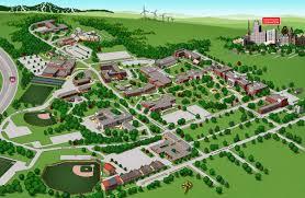Ncc Campus Map Virtual Map Road Map