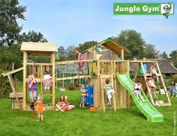 junglegym paradise 4 playset from play and sports tel 0141 280 1914