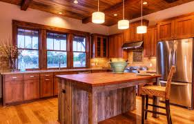 Reclaimed Kitchen Island Unique Look Rustic Kitchen Island Designs U2014 Home Design