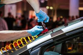 importance of replacing a cracked windshield low price auto glass