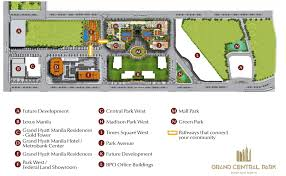 Park West Floor Plan by Grand Central Park Bgc The Fort By Federal Land U2013 Pre Selling