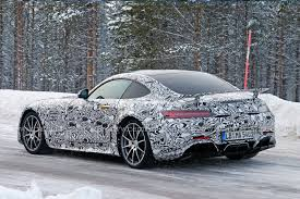 mercedes supercar 2016 merc comes in from the cold new mercedes amg gt r spotted by