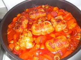 cuisiner paupiette de veau recette paupiettes de veau aux olives et chorizo 750g