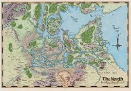 Faerun Map Maztica Nimbral And Chult By Mrharbuck On Deviantart Fantasy