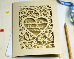 Wedding Wishes En Espanol Greeting Cards Etsy