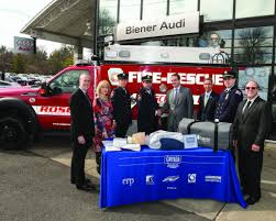 beiner audi biener audi donates cpr units to department great neck record