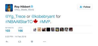tweet sheet best reaction to kobe bryant u0027s final all star game