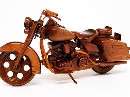 harley davidson road king premium wood designs