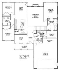 House Plans One Level Pictures Green Building Floor Plans Best Image Libraries