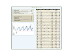 Computer Inventory Spreadsheet Inventory Control Sheet
